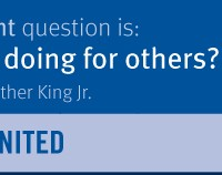 MLK Day - Register Your Project with United Way of King County By November 8th