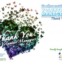 Let's Celebrate! Today Is International Volunteer Manager's Day!