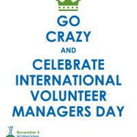 Celebrate International Volunteer Managers Day with VAN!
