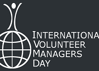 A special lunch for International Volunteer Managers Day!